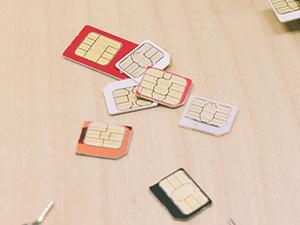 MVNOのSIMカード