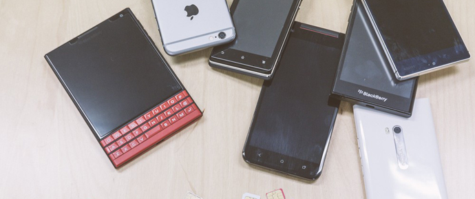セットで購入できるスマートフォン端末