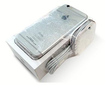 BIGLOBEで購入できるiPhoneはACアダプタを別途購入する必要あり