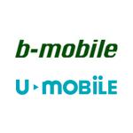 U-mobileとb-mobileはどっちがオススメ?特徴や料金プランを比較
