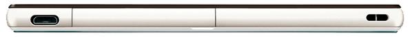 AQUOS mini SH-M03のサイズ、重量