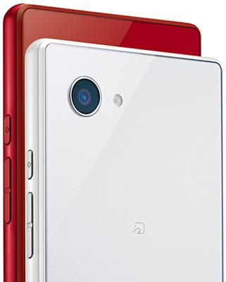 AQUOS mini SH-M03のカメラ性能