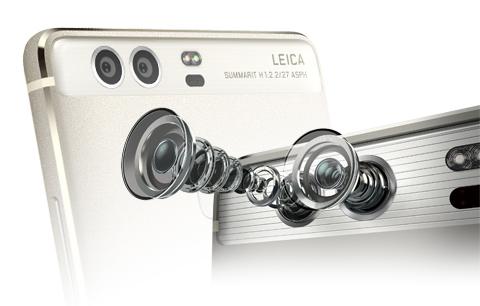 HUAWEI P9の高性能カメラ