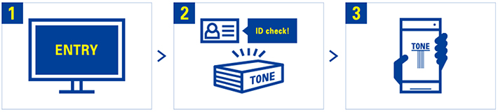 トーンモバイルの申し込み・登録から利用までの流れと準備するもの