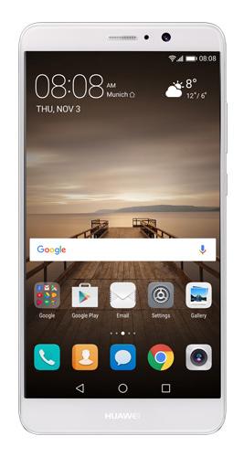 Huawei Mate 9のデザイン