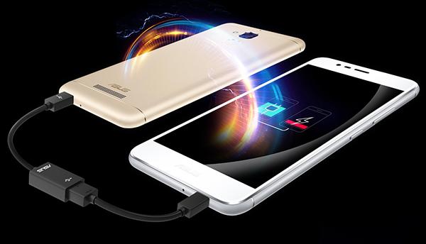ZenFone 3 Maxのバッテリー容量