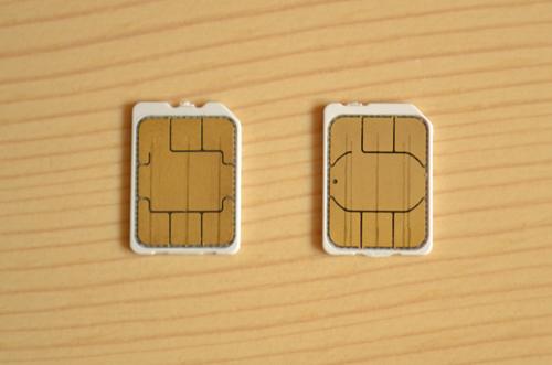 ドコモのnano SIMとMVNOの格安SIMの比較