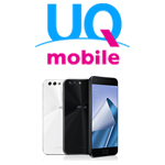 UQ mobileが販売するZenfone 4