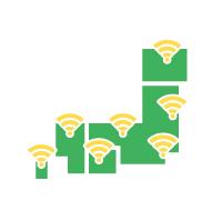 OCNモバイルONEなら無料Wi-Fiスポットも使える!