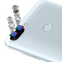 ZenFone Max Plusはデュアルカメラシステムを搭載