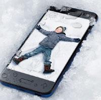 HTC U11 lifeは安心の防水・防塵対応